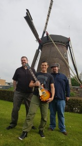 Nick Schebelen band in Groesbeek