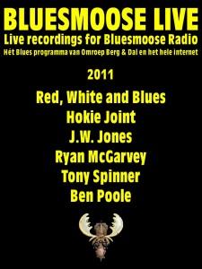 bluesmoose live 2011