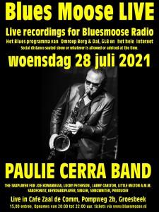 Paulie Cerra 19 mei 2021 - 2